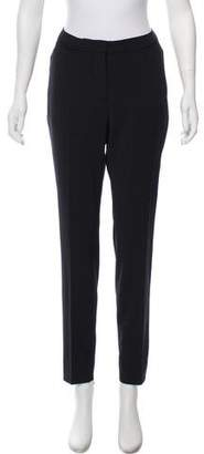 Paul Smith Zipper Accented Mid-Rise Pants