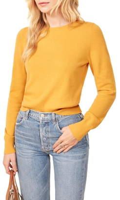 Reformation Cashmere Blend Sweater