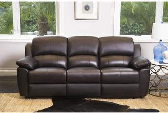 Co Darby Home Blackmoor Genuine Leather Reclining Sofa