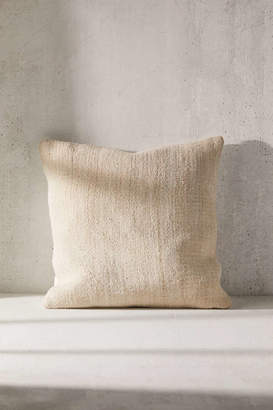 Urban Renewal Vintage Reclaimed Hemp Throw Pillow