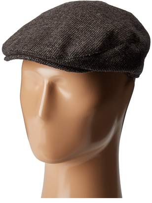 Country Gentleman British Classic Patterned Flat Ivy Cap Caps