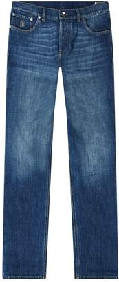 Brunello Cucinelli Leisure Fit Jeans
