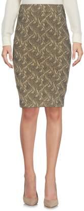 Soallure Knee length skirts