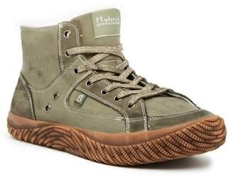 Hybrid Green Label Fearless High-Top Sneaker