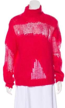 IRO Sylvana Open Knit Sweater