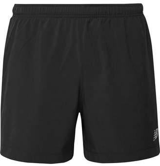 New Balance Impact Stretch-Shell Shorts