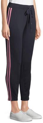 Bailey 44 Peace Lily Side-Stripe Jogger Pants