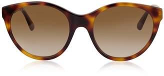 de9ac390470 Gucci Gg0419s Cat-eye Acetate Frame Sunglasses