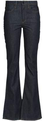 Alexander Wang High-Rise Flared Jeans