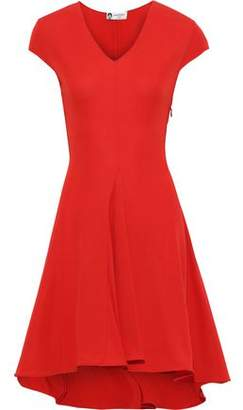 Lanvin Flared Stretch-jersey Dress