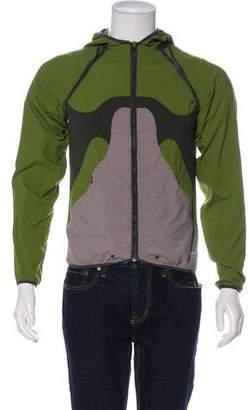 Nike x Undercover Gyakusou Convertible-Sleeve Lightweight Running Jacket