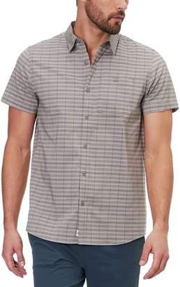 Backcountry Featherweight Plaid Short-Sleeve Shirt - Men's