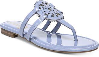 4211fc03568 Sam Edelman Canyon Medallion Flat Sandals Women Shoes