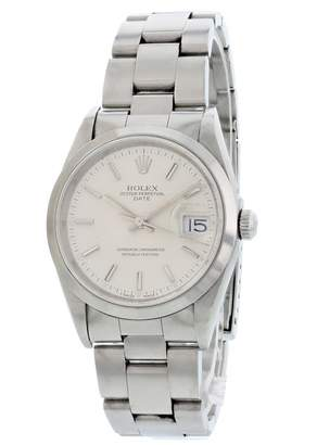 Rolex Vintage Oyster Perpetual 34mm Other Steel Watches