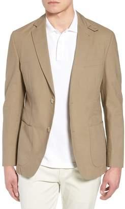 Kroon Bono AIM Classic Fit Stretch Cotton Blazer