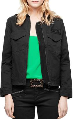 Zadig & Voltaire Kavy Embellished Jacket