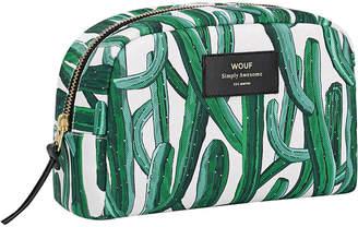Wild Cactus Cosmetic Bag