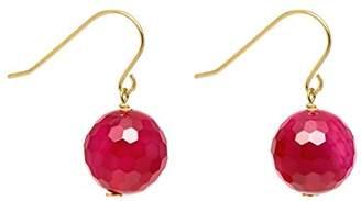 Lola Rose Women Red Agate Dangle and Drop Earrings 720809