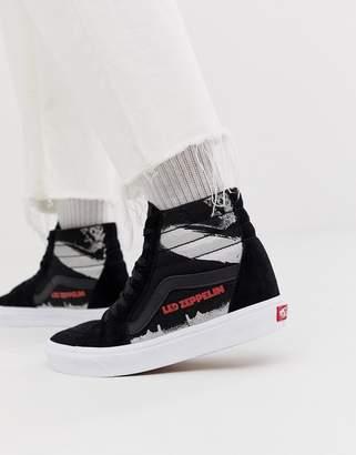 a3eb71bc5428 Vans Black Chunky Sole Shoes For Men - ShopStyle UK