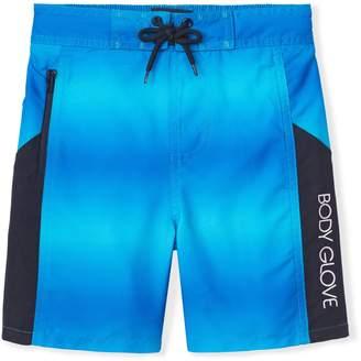 Body Glove Boy's Ombre Swim Trunks