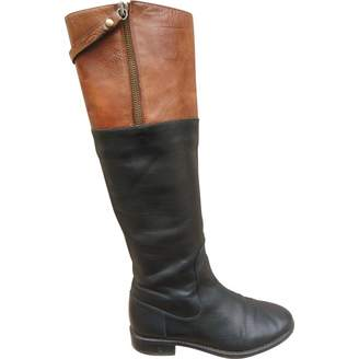 Stuart Weitzman Leather riding boots