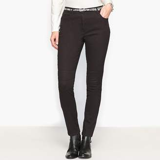 """Anne Weyburn Stretch Cotton Trousers, Length 30.5"""""""