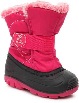 Kamik Snowbug Toddler Snow Boot - Girl's