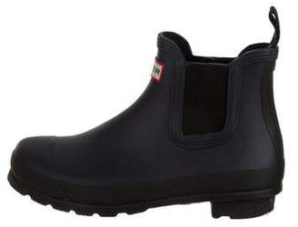 Hunter Rubber Ankle Rain Boots
