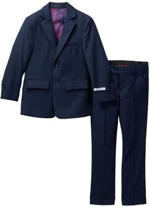 Isaac Mizrahi 2-Piece Suit - Husky Sizes Available (Toddler, Little Boys, & Big Boys)
