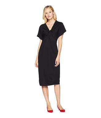 Bobeau B Collection by Aubri Twist Knit Dress
