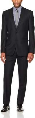 Vince Camuto Men's Slim Fit 2 Piece Suit
