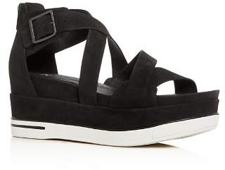 Eileen Fisher Women's Platform Wedge Sandals