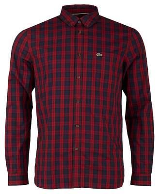 e6815ea4 Lacoste Sale Check Shirts - ShopStyle UK