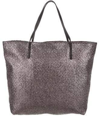 Monserat De Lucca Metallic Tote Bag w/ Tags