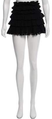 Anine Bing Mini Skirt