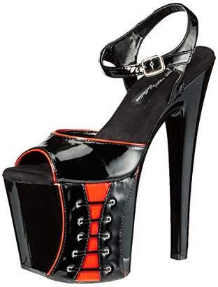 The Highest Heel Women's Corset-21 Platform Sandal