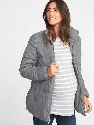 Old Navy Maternity Frost-Free Jacket