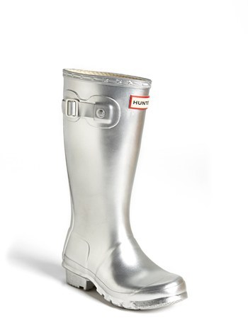 Hunter 'Original' Rain Boot (Little Kid & Big Kid)