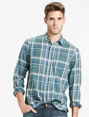 Lucky Brand Sutton Indigo Shirt