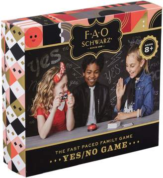Fao Schwarz Yes/No Game Cards