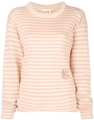 Chloé striped jumper