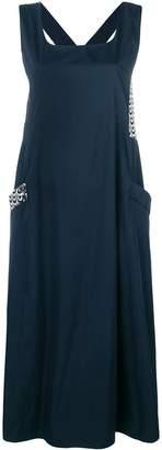 Max Mara 'S sleeveless flared midi dress