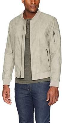 Levi's Men's Faux Suede Lightweight Varsity Jacket