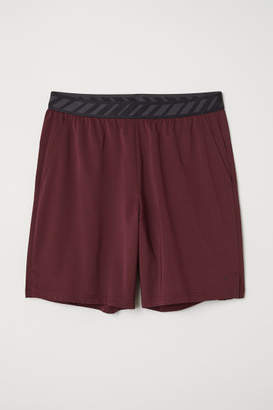 H&M Short Sports Shorts - Red