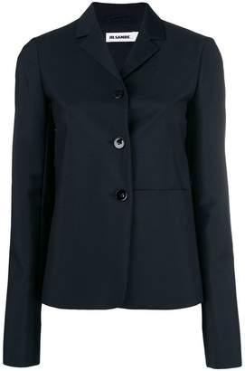 Jil Sander fitted blazer