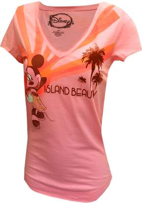 Disney Minnie Mouse Island Beauty T-Shirt for women