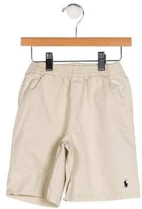 Polo Ralph Lauren Boys' Embroidered Bermuda Shorts