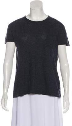 Tom Ford Short Sleeve Jersey Top