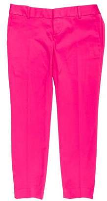 DSQUARED2 Low-Rise Straight-Leg Pants