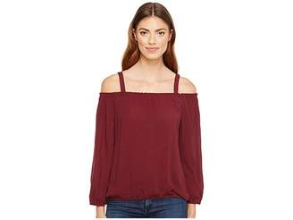 Sanctuary Tori Off the Shoulder Top Women's Clothing